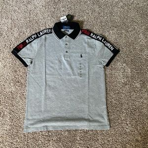 Polo Ralph Lauren spell out Polo
